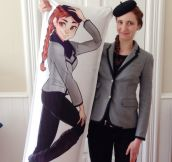 Custom body pillow  case