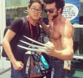 Probably The Best Wolverine Cosplay Ever