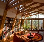 Home Library, I'm Really Jealous
