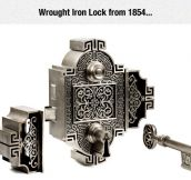 Cool Iron Lock