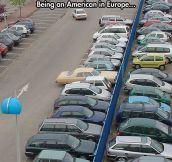 Europe Has Smalls Cars