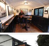 Tiny British Pub