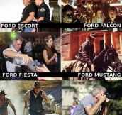 The Several Brands Of Ford
