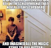 The Real Harry Potter
