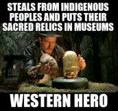 The Western Hero
