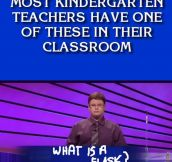 Kid Keeps It Real On Jeopardy