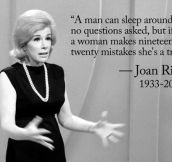 Joan Rivers Paved The Way