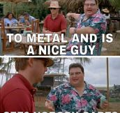 To All The Metalheads