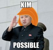 Kim Jong Un-Possible