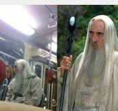 Saruman Is Real