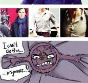 Sherlock's Shirt
