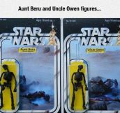 Aunt Beru And Uncle Owen Didn't Sell Very Well