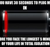 The Truth About This Battery Level