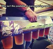 Six Pack Of Beer Cups