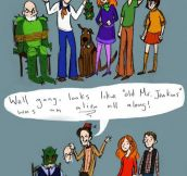 The Difference Between Scooby Doo And Doctor Who