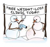Winter Weight-Loss
