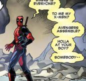 The Lonely Life Of Deadpool