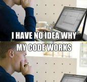 Programmers' Frustration