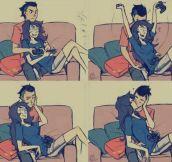 Gamer Love Story