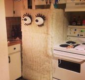 Monster Fridge