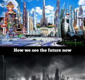 How The Perception Of The Future Has Changed