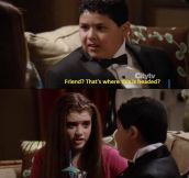 Never Fall Into The Friendzone