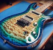 A Gorgeous Guitar