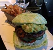 Real Lettuce Burger
