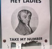 Take My Number, Ladies
