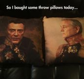 Classiest Pillows Ever