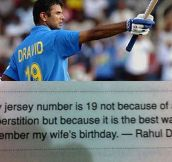 A True Gentleman In The Cricketing World