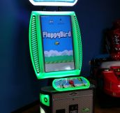 FlappyBird, The Arcade