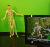 Weatherman's Amazing Halloween Costume