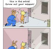 Beagle Cop