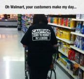 Walmart Customers