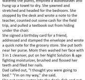 A Tired mom and dad plans to end their day ….. What happened next is Amazing