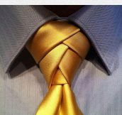 The Triple Eldredge Knot
