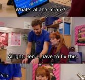 Why i love IT Crowd