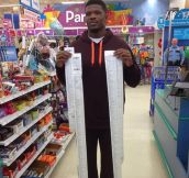 Andre Johnson Is The Man
