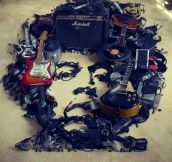Hendrix Is In The Music