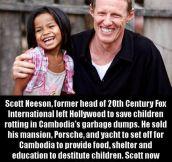 Scott Neeson Steps Up The Fight