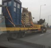 Doctor Who's Travel Budget