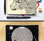 Hyper-Detailed Drawings