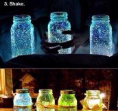 Incredible Glowing Jars