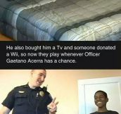 Faith In Police Restored