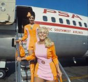 Airlines Had A Lot Of Style In The Old Days