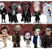 The Evolution Of Vampires