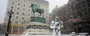 17 Creative Snow Sculptures
