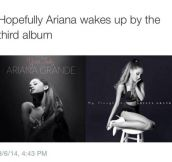 Wake Up Ariana