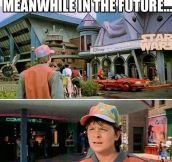 Back To The Future Predicted It